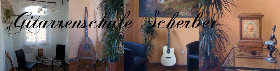 Gitarrenschule Scherber